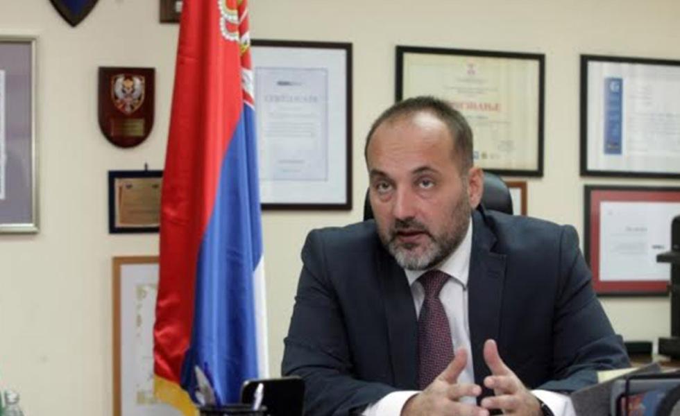 Fotografija Saše Jankovića kandidata za Predsednika Srbije