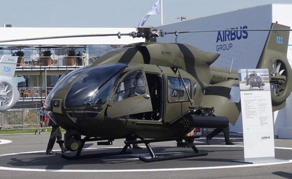 Fotografija helikoptera H145M