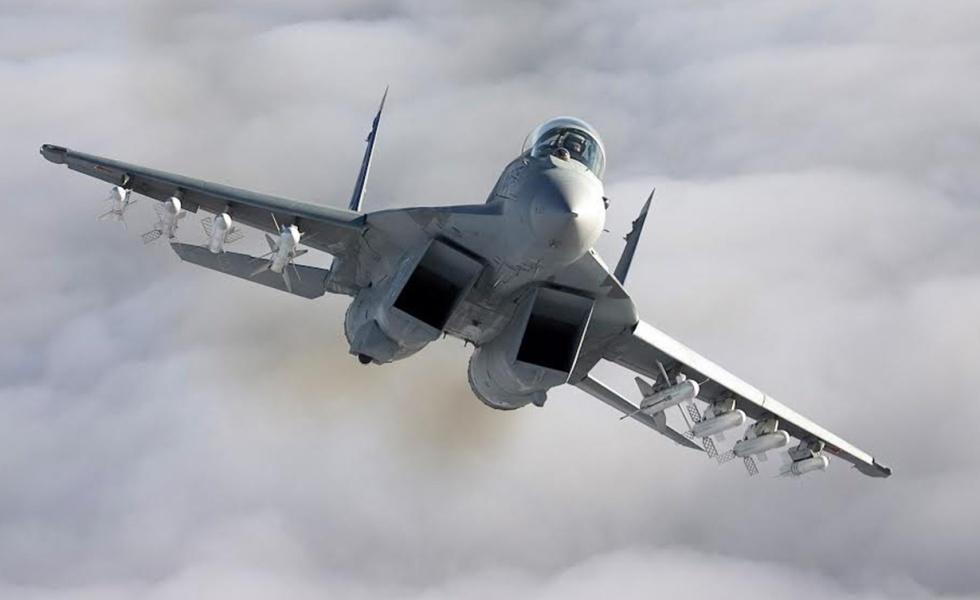 Fotografija aviona Mig 29