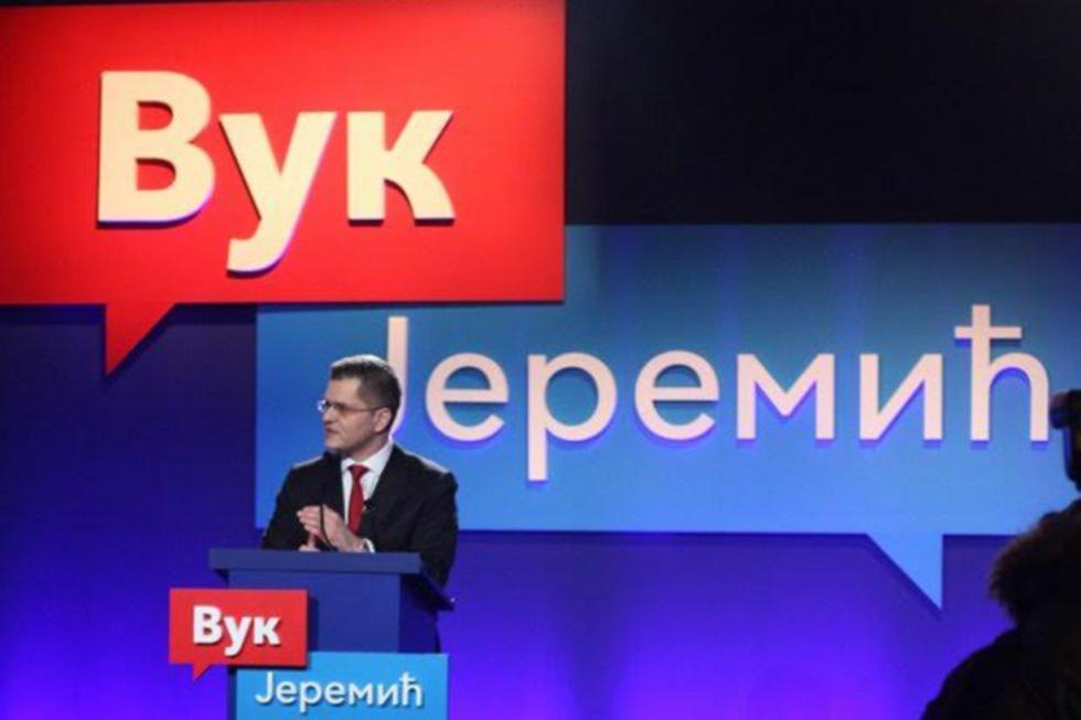 Fotografija Vuka Jeremića kandidata za Predsednika Srbije